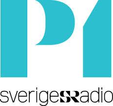 SR P 1 logo vit bakgrund