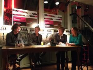 Literaire Thriller Salon, Netherlands