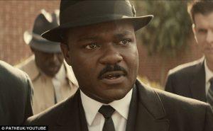 David Oyelowo as MLKing in Selma