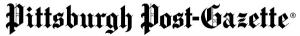Pittsburgh Post-Cazette, logo