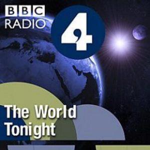 BBC, The World Tonight, logo