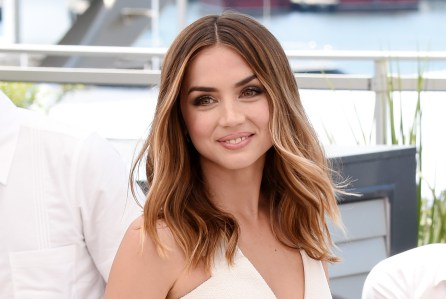 Mandatory Credit: Photo by David Fisher/REX/Shutterstock (5685013aj) Ana de Armas 'Hands of Stone' photocall, 69th Cannes Film Festival, France - 16 May 2016 WEARING  VICTORIA BECKHAM