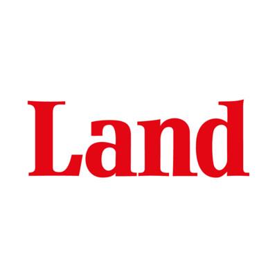 Land, logo