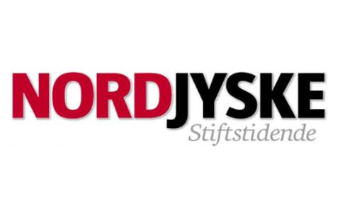 Nordjyske, logo