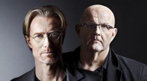 Roslund & Hellström, liggande