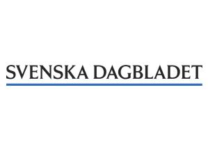 Svenska Dagbladet, logo